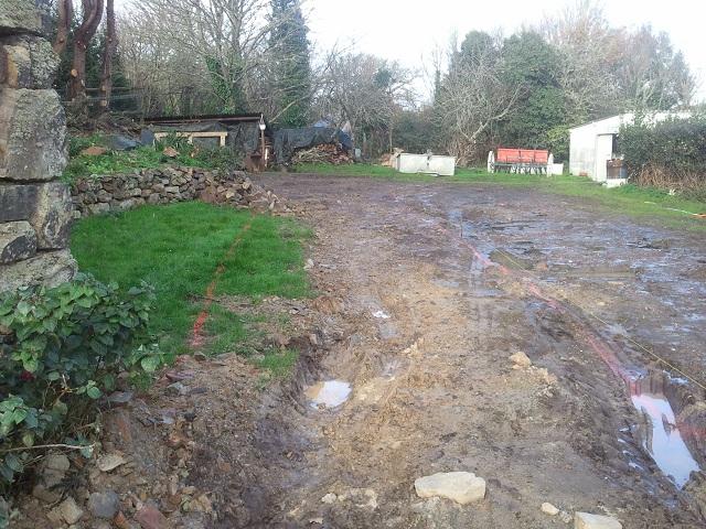Travaux jardin for M jardins miniac morvan